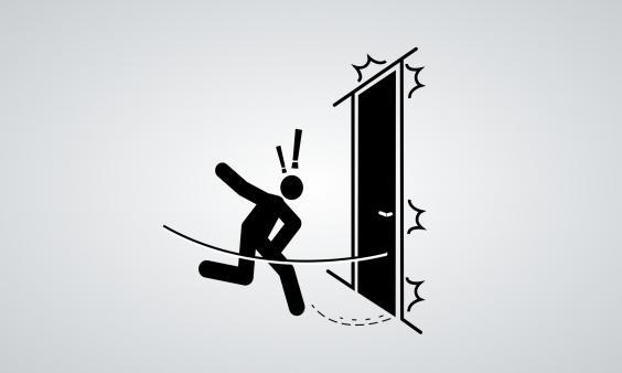 10 Dinge die man beim Door Slamming beachten muss