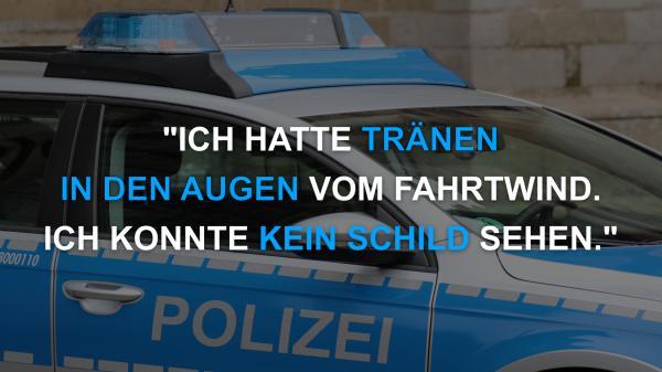 Polizeikontrolle: Lustige Ausreden von Autofahrern
