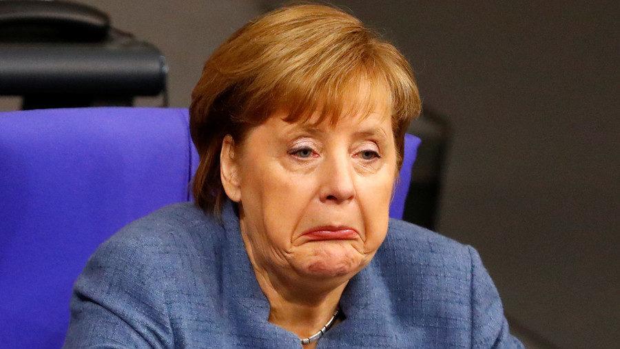 Angela Merkel weiß von nix
