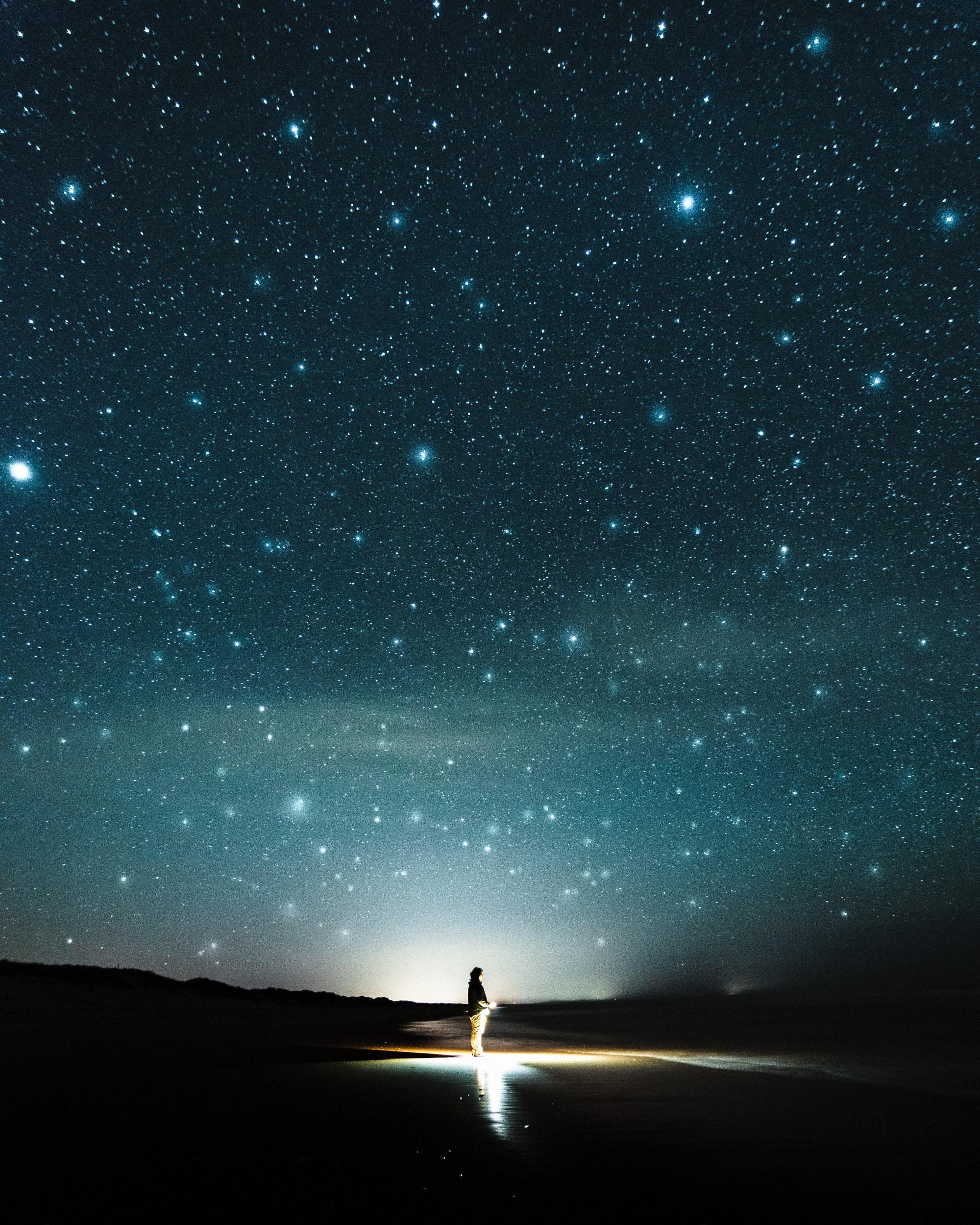 Ich will Sterne sehen: 10 Wege wie man die wunderschönsten Sterne sehen kann