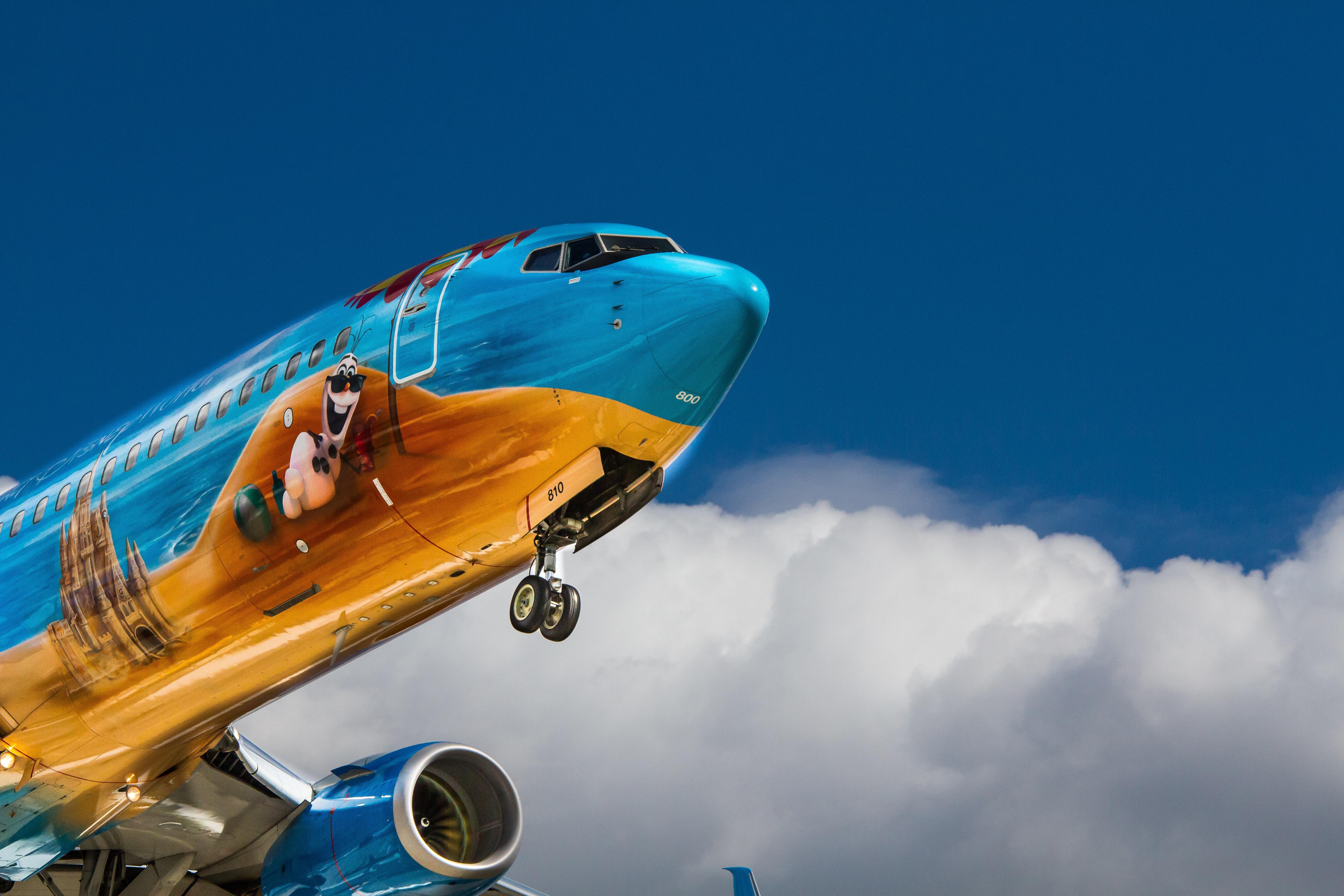 Trump: Boing 737 braucht neuen Namen - 100 neue Namen für die Boeing 737 Max