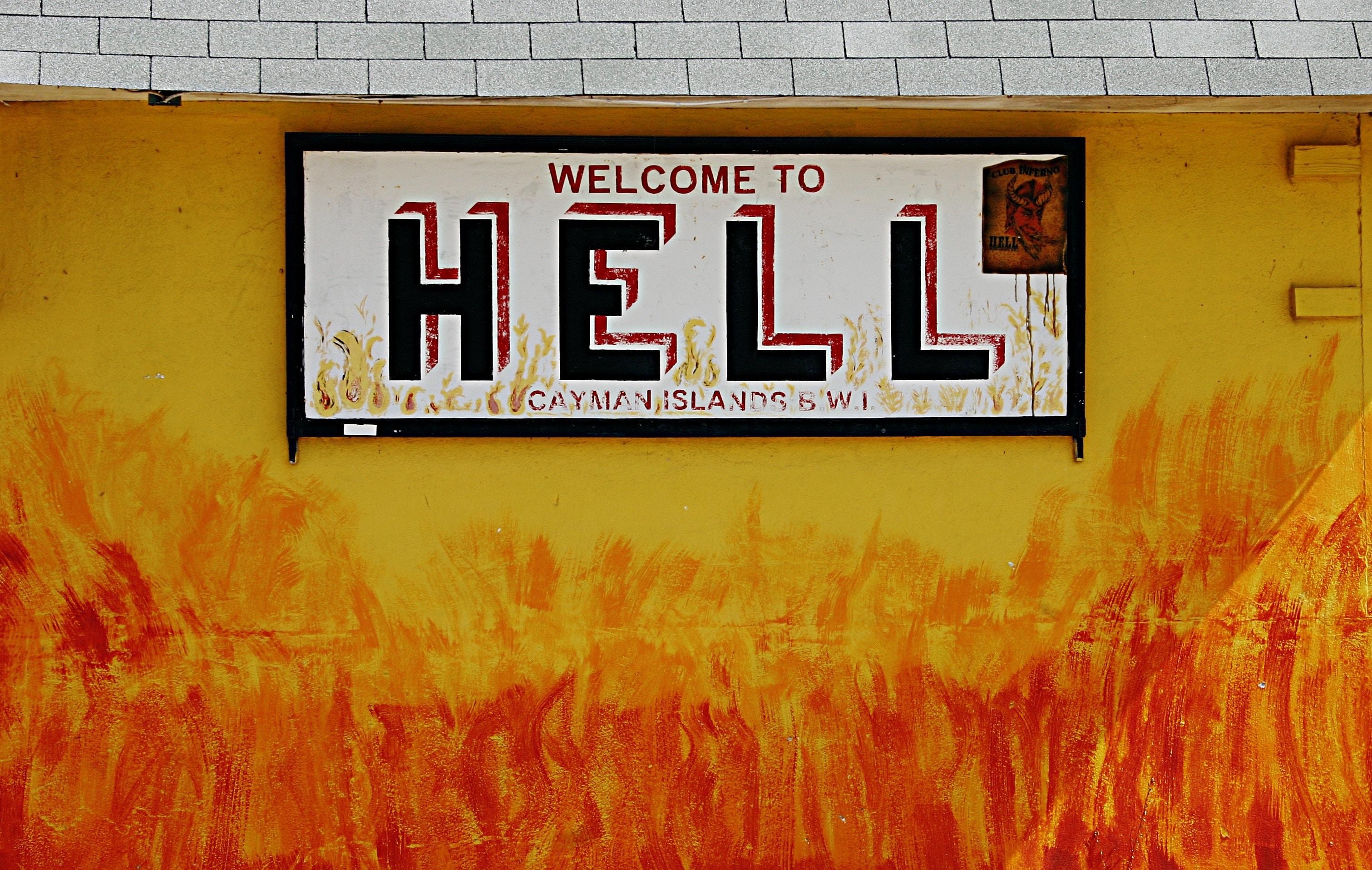 10 Wege wie man es schafft aus der Hölle zurückzukehren