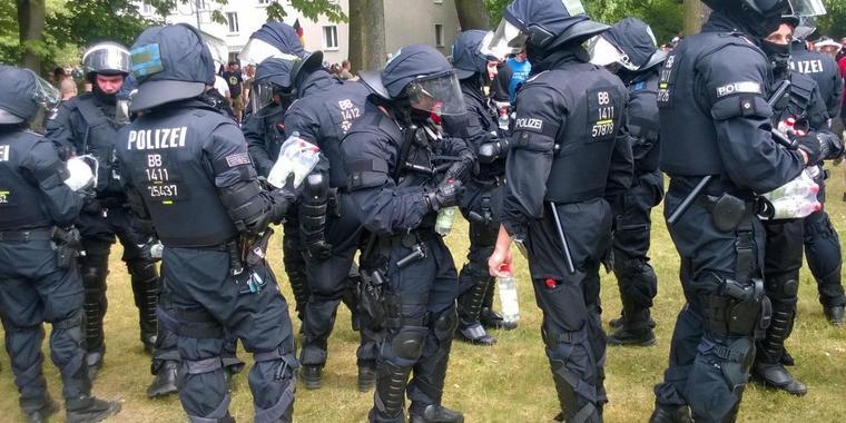 Polizeibericht vom 1. Mai 2020
