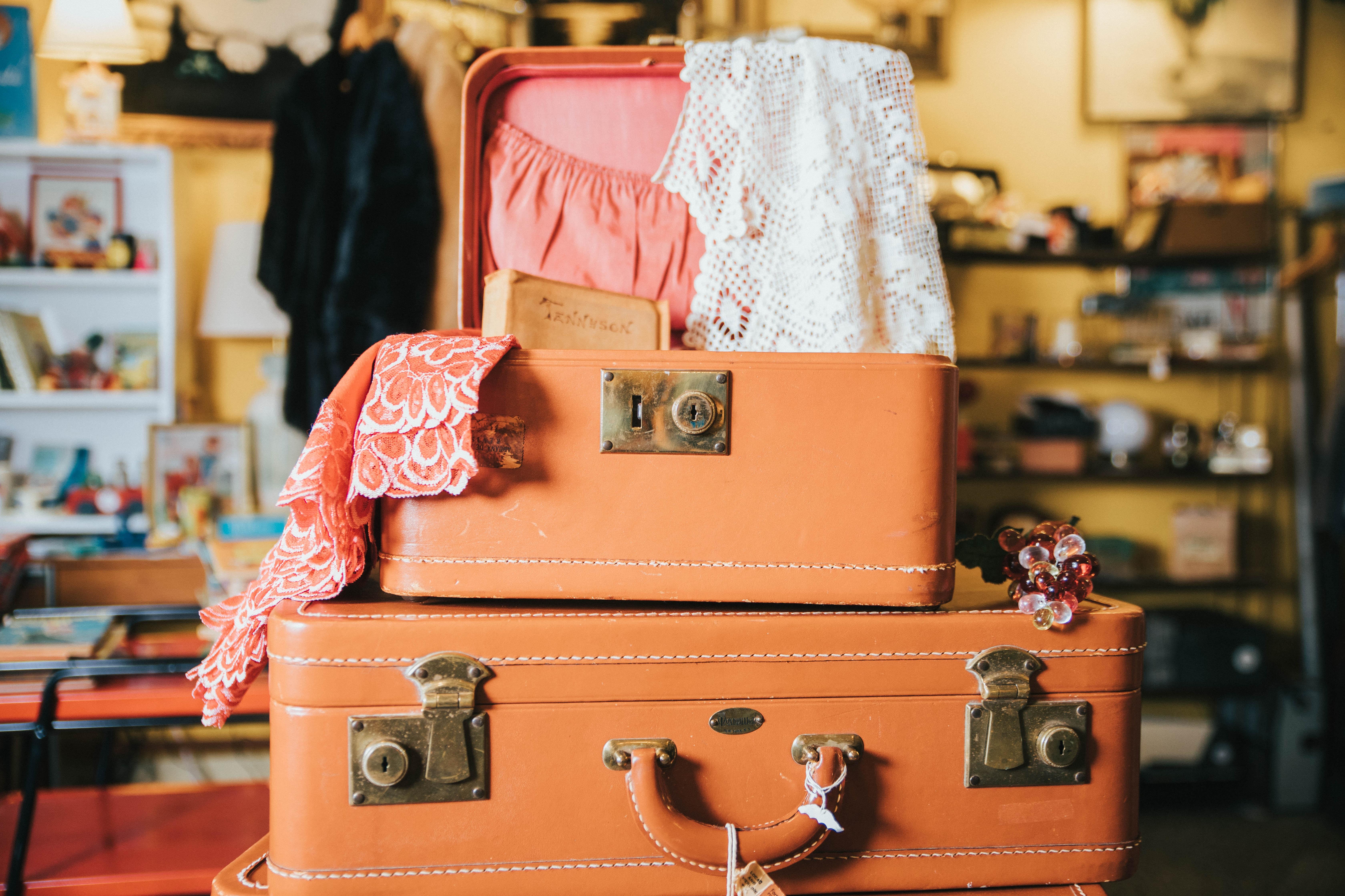 """""""Ich packe meinen Koffer und nehme mit"""": 100 Dinge die bei deiner nächsten Reise nicht fehlen dürfen"""